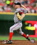 Stephen Strasburg 2010 Action Photo
