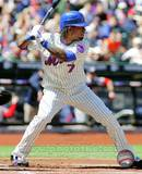 Jose Reyes 2010 Action Photo