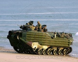 Assault Amphibious Vehicle (AAV) United States Marine Corps Photo