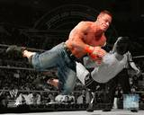 World Wrestling Entertainment John Cena 2010 Spotlight Action Photo
