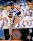 Houston Astros Nolan Ryan 1985 Action Photo