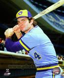 Milwaukee Brewers Paul Molitor Posed Photo