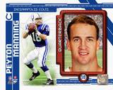 Peyton Manning 2010 Studio Plus Photo