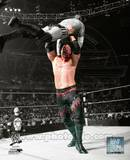 World Wrestling Entertainment Kane 2010 Spotlight Action Photo