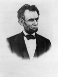 The Last Lincoln Photographic Print by Henry F. Warren
