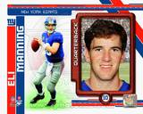 Eli Manning 2010 Studio Plus Photo