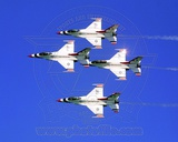 United States Air Force Thunderbirds Photo