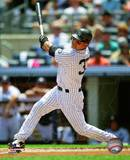 Nick Swisher 2010 Action Photo
