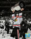 Jonathan Toews Game Six of the 2010 Stanley Cup Finals Spotlight 61 Photo
