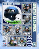 2010 Seattle Seahawks Team Composite Photo