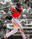Jason Heyward 2010 Spotlight Action Photo