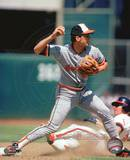 Cal Ripken Jr. 1985 Action Photographie