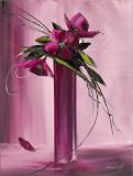 Ramo de Violetas I Láminas por Olivier Tramoni
