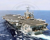 USS Harry S. Truman (CVN-75) United States Navy Photo