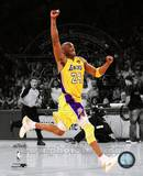 Kobe Bryant Game Seven of the 2010 NBA Finals Spotlight Action (36) Photo