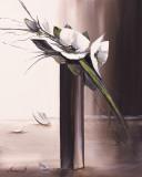 Bouquet Blanc II Prints by Olivier Tramoni