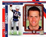 Tom Brady 2010 Studio Plus Photo