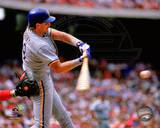 Milwaukee Brewers Robin Yount Action Photo