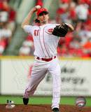 Bronson Arroyo 2010 Action Photo