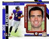 Joe Flacco 2010 Studio Plus Photo