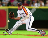 Lance Berkman 2010 Action Photo