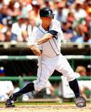 Brandon Inge 2010 Action Photo
