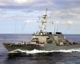 USS John S. McCain (DDG-56) United States Navy Photo