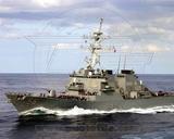USS John S. McCain (DDG-56) United States Navy Photo