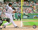 Miguel Cabrera 2010 Action Photo