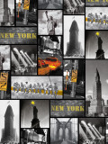 New York Repeat Prints by  The Vintage Collection
