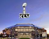 Cowboys Stadium Super Bowl XLV Photo