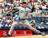 Mark Buehrle 2010 Action Photo