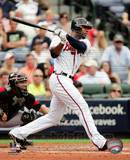 Jason Heyward 2010 Action Photo