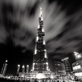 Burj Khalifa, Duba Arte por Marcin Stawiarz