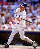 Don Mattingly 1995 Action Photo