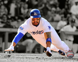Matt Kemp 2010 Spotlight Action Photo