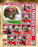 2010 San Francisco 49ers Team Composite Photo