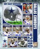 2010 Dallas Cowboys Team Composite Photo
