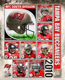 2010 Tampa Bay Buccaneers Team Composite Photo