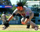 Ike Davis 2010 Action Photo