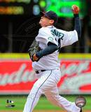 Felix Hernandez 2010 Action Photo