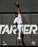Torii Hunter 2010 Spotlight Action Photo
