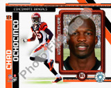 Chad Ochocinco 2010 Studio Plus Photo