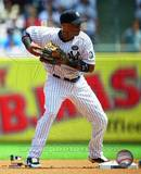 Robinson Cano 2010 Action Photo
