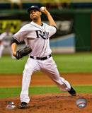 David Price 2010 Action Photo