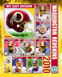 2010 Washington Redskins Team Composite Photo