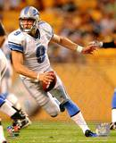 Matthew Stafford 2010 Action Photo