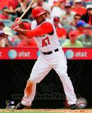 Howie Kendrick 2010 Action Photographie
