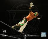 Rey Mysterio 2010 Spotlight Action Photo
