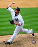 Joba Chamberlain 2010 Action Photo